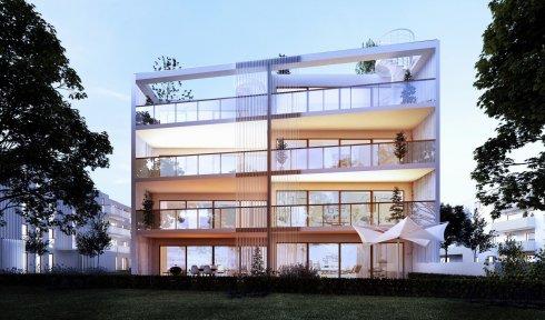Budynki mieszkaniowe Futuria 2