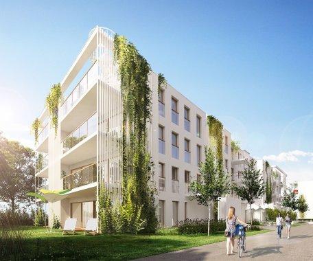 Budynki mieszkaniowe Futuria 3