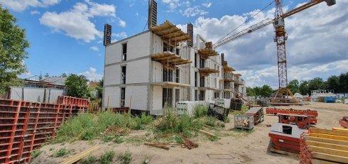 Budynki mieszkaniowe Futuria 1