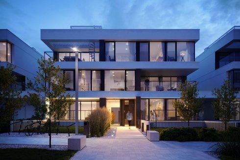 Budynki mieszkaniowe Wuwart 1